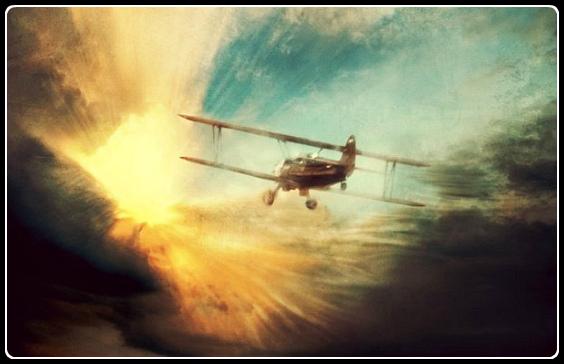 Пилоты уходят в небо