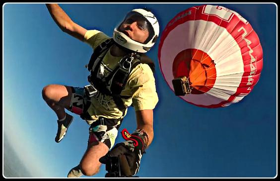 Воздушный шар стихи